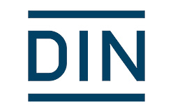 DIN Logo, Deutsches Institut für Normung, CC BY-SA 4.0, commons.wikimedia.org